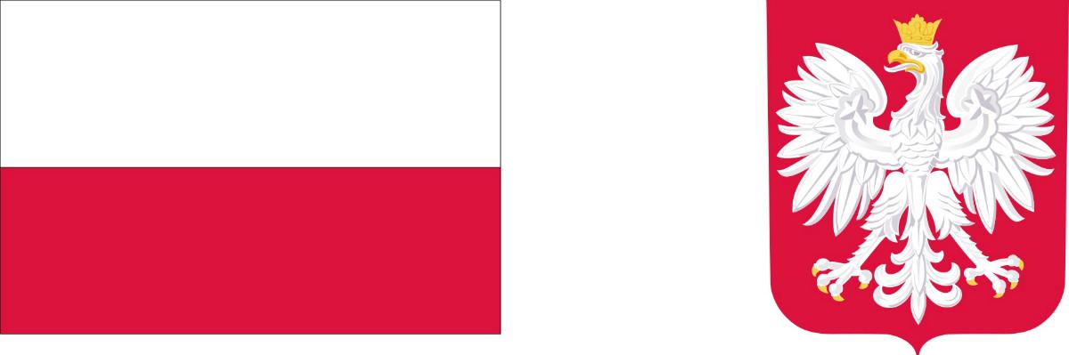 Godło, flaga